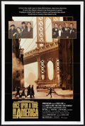 """Movie Posters:Crime, Once Upon a Time in America (Warner Brothers, 1984). One Sheet (27""""X 41""""). Crime.. ..."""