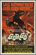 "Movie Posters:Science Fiction, Gorgo (MGM, 1961). One Sheet (27"" X 41""). Science Fiction.. ..."