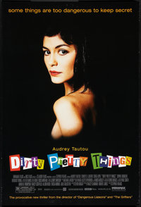 """Dirty Pretty Things (Miramax, 2003). One Sheet (27"""" X 40"""") DS. Thriller"""