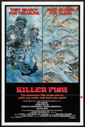 """Movie Posters:Horror, Killer Fish (AFD, 1979). One Sheet (27"""" X 41""""). Horror.. ..."""