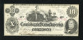 Confederate Notes:1862 Issues, T46 $10 1862.. ...