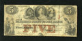 Canadian Currency: , Toronto, UC- Farmers Joint Stock Bank $5 Feb. 1, 1849 Charlton 280-14-04-08. ...