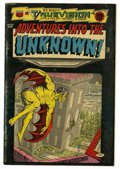 Golden Age (1938-1955):Horror, Adventures Into The Unknown #53 (ACG, 1954) Condition: FN....