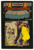 Golden Age (1938-1955):Horror, Adventures Into The Unknown #57 (ACG, 1954) Condition: GD+....