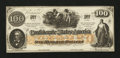 Confederate Notes:1862 Issues, CT41/316 $100 1862.. ...
