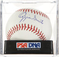 Autographs:Baseballs, Ozzie Smith Single Signed Baseball PSA Gem Mint 10....