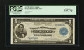 Fr. 788 $5 1915 Federal Reserve Bank Note PCGS About New 53PPQ