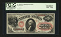 Large Size:Legal Tender Notes, Fr. 22 $1 1875 Legal Tender PCGS Choice About New 58PPQ....