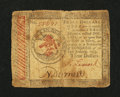 Colonial Notes:Continental Congress Issues, Continental Currency January 14, 1779 $3 Fine....