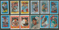 Baseball Cards:Sets, 1970-1992 Kellogg's Baseball Collection (340) With Many HoFers and '72 All-Time Greats Set! ...