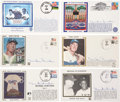 Autographs:Others, Duke Snider Signed Cachets Lot of 11....