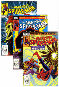 The Amazing Spider-Man Group (Marvel, 1982-84) Condition: Average NM-.... (Total: 22 Comic Books)