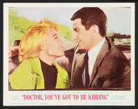 """Doctor, You've Got to Be Kidding! (MGM, 1967). Lobby Card Set of 8 (11"""" X 14""""). Comedy. ... (Total: 8 Items)"""