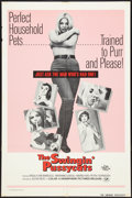 """Movie Posters:Adult, The Swingin' Pussycats (Hemisphere Pictures, 1972). One Sheet (27"""" X 41""""). Adult.. ..."""