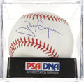 Autographs:Baseballs, Tony Gwynn Single Signed Baseball, PSA Mint+ 9.5.. ...