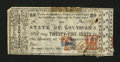 Obsoletes By State:Louisiana, Shreveport, LA- State of Louisiana 25¢ March 1, 1864 Cr. 23B. ...
