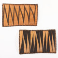 Other, THREE TUTSI HOUSE SCREENS (URUSIKA). Rwanda, circa 1950. 81 x 20 inches (205.7 x 50.8 cm) largest and 28 x 18 inches (71.1 x...