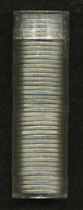 Roll of Uncirculated 1938-D Buffalo Nickels