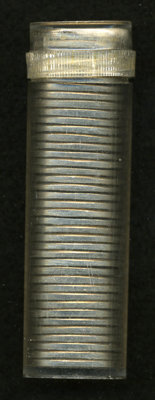 Roll of 1938-D Buffalo Nickels