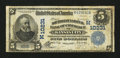 National Bank Notes:Missouri, Kansas City, MO - $5 1902 Date Back Fr. 594 The Southwest NB ofCommerce Ch. # (M)10231. ...