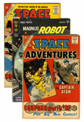 Silver Age (1956-1969):Science Fiction, Miscellaneous Silver/Bronze Age Science Fiction Related Comics Group (Various Publishers, 1958-73) Condition: Average VG.... (Total: 13 Comic Books)