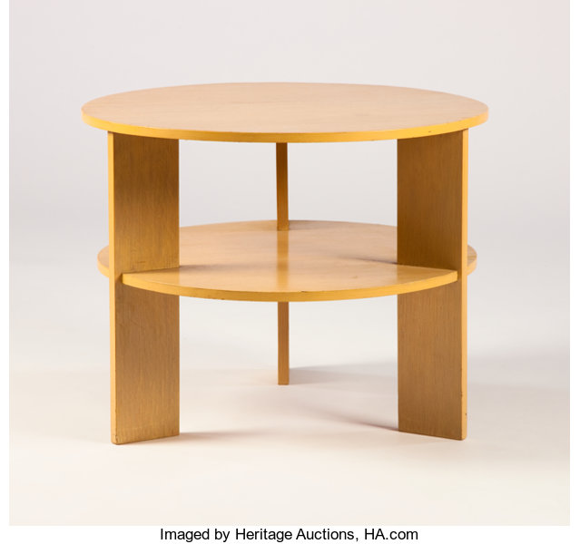Gerald Summers A Wood Coffee Table 20 X 25 Inches 50 8 X 63 5 Lot 73065 Heritage Auctions