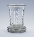 Art Glass:Other , JEAN LUCE. A Glass Vase, circa 1920. 9-1/2 inches (24.1 cm) high....
