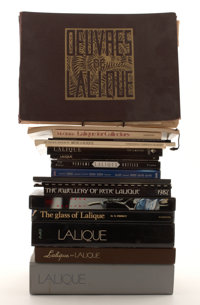 LALIQUE REFERENCE LIBRARY