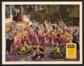 "Movie Posters:Musical, Moon Over Miami (20th Century Fox, 1941). Lobby Card (11"" X 14"").Musical.. ..."