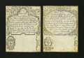 Colonial Notes:Rhode Island, Rhode Island August 22, 1738 5s Extremely Fine.. Rhode IslandAugust 22, 1738 7s About New.... (Total: 2 notes)