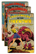 Bronze Age (1970-1979):Superhero, Challengers of the Unknown Group (DC, 1969-77) Condition: AverageVG-.... (Total: 25 Comic Books)