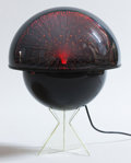 "Decorative Arts, French:Lamps & Lighting, A FRENCH ""UNIVERSE"" TABLE LAMP. Circa 1960. 20 x 18 inches (50.8 x45.7 cm)..."