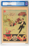 Platinum Age (1897-1937):Miscellaneous, Famous Comics #nn (Zain-Eppy, 1934) CGC VF 8.0 Cream to off-whitepages....