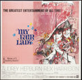 """Movie Posters:Musical, My Fair Lady (Warner Brothers-Seven Arts, R-1969). International Six Sheet (76"""" X 80""""). Musical.. ..."""