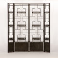 Furniture : French, CHARLES PIQUET. A Pair of Wrought Iron Gates, circa 1920s. 85-3/4 x79 inches (217.8 x 200.7 cm) overall. ... (Total: 2 Items)