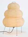 Lighting:Lamps, ISAMU NOGUCHI. A Table Light (one of a pair). 20 x 15 inches (50.8 x 38.1 cm) each. ...