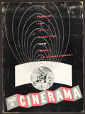 "Movie Posters:Documentary, This Is Cinerama (Cinerama Releasing, 1952). Program Book (Multiple Pages, 8.75"" X 12""). Documentary.. ..."