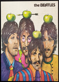 """Movie Posters:Rock and Roll, The Beatles (1988). Polish Personality Poster (25.5"""" X 36""""). Rockand Roll.. ..."""