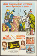 "Movie Posters:Adventure, The Golden Arrow (MGM, 1963). One Sheet (27"" X 41"") and Lobby CardSet of 8 (11"" X 14""). Adventure.. ... (Total: 9 Items)"