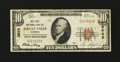 National Bank Notes:Montana, Great Falls, MT - $10 1929 Ty. 1 The First NB Ch. # 3525. ...