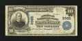 National Bank Notes:Kentucky, Bowling Green, KY - $10 1902 Plain Back Fr. 626 The American NB Ch.# 9365. ...