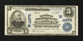 National Bank Notes:Missouri, Saint Louis, MO - $5 1902 Plain Back Fr. 608 The Republic NB Ch. #(M)11973. ...