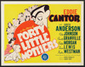 """Movie Posters:Comedy, Forty Little Mothers (MGM, 1940). Lobby Card Set of 8 (11"""" X 14"""").Comedy.. ... (Total: 8 Items)"""