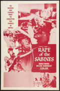 "Movie Posters:Adventure, Rape of the Sabines (Embassy, 1961). One Sheet (27"" X 41"").Adventure.. ..."