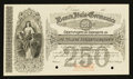 World Currency: , Italy 250 Lire Banca Italo-Germanica 187(1-72) Pick S976s Specimen....