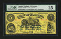 Canadian Currency: , Toronto, ON- The Bank of Toronto $5 Oct. 1, 1929 Ch. 715-22-22. ...