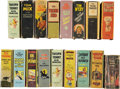 Platinum Age (1897-1937):Miscellaneous, Big Little Book Group (Whitman, 1935-41) Condition: Average VG....(Total: 17 )