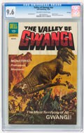 Silver Age (1956-1969):Horror, Movie Classics: Valley of Gwangi #nn File Copy (Dell, 1969) CGC NM+9.6 Off-white to white pages....