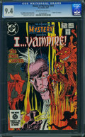 Modern Age (1980-Present):Horror, House of Mystery #319 (DC, 1983) CGC NM 9.4 Off-white to white pages.