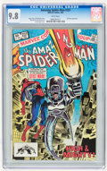 Modern Age (1980-Present):Superhero, The Amazing Spider-Man #237 (Marvel, 1983) CGC NM/MT 9.8 White pages....